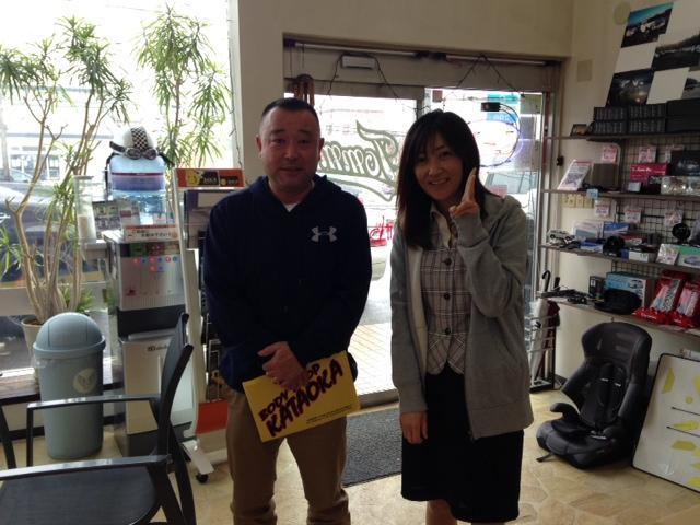 新店舗OPEN♪♪4月5日山本が送ります♪TOMMYの1日 ランクル ハマー アルファード_b0127002_219047.jpg