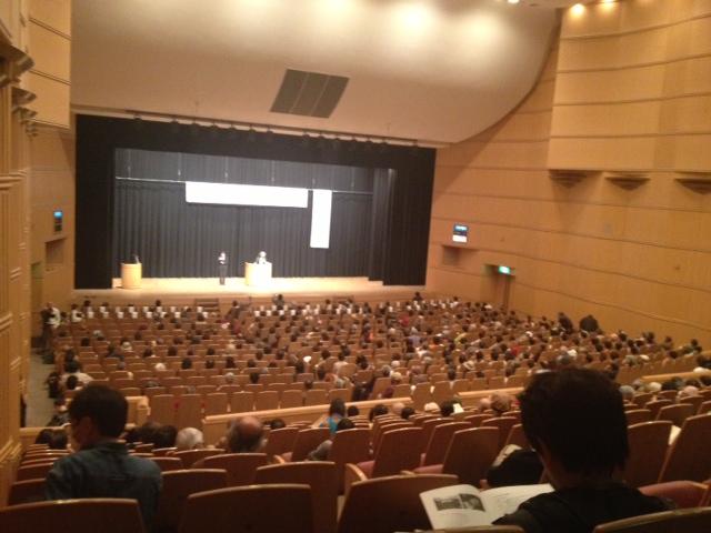4/5秘密保護法廃止 落合恵子氏講演会に600人(名古屋)_c0241022_22171460.jpg