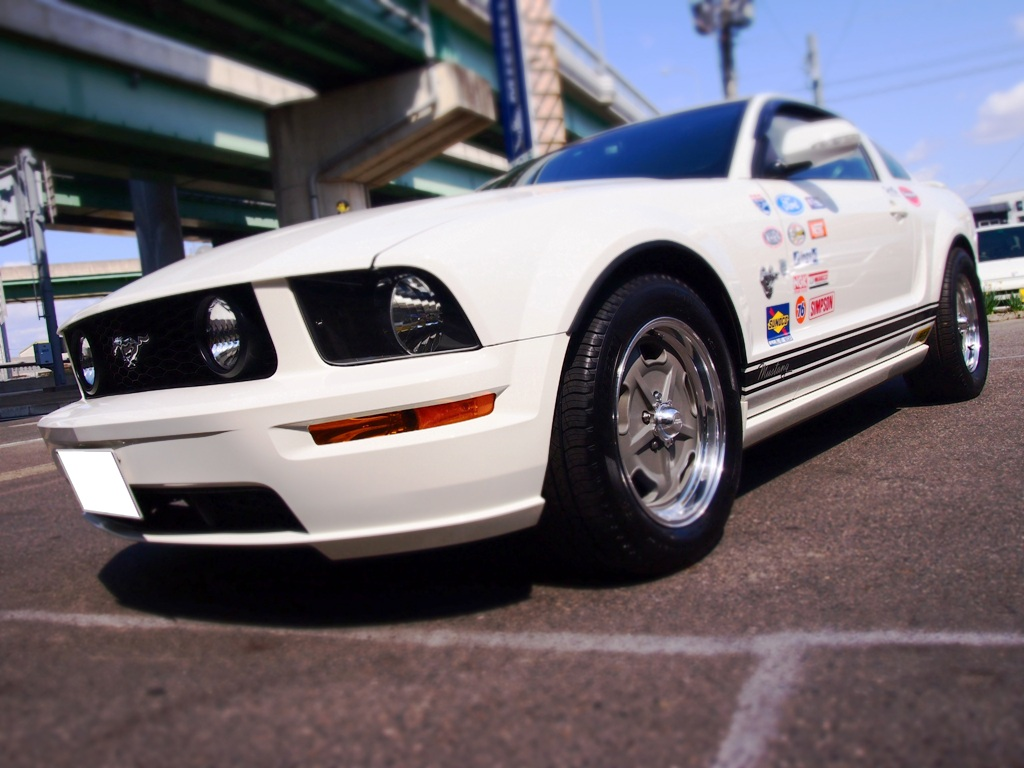 フォード・マスタング_e0188729_13154157.jpg