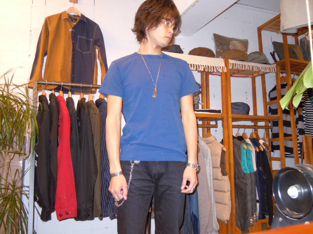 """BODY GARD """"クルーネックTシャツ & VネックTシャツ""""_b0278148_13161521.jpg"""