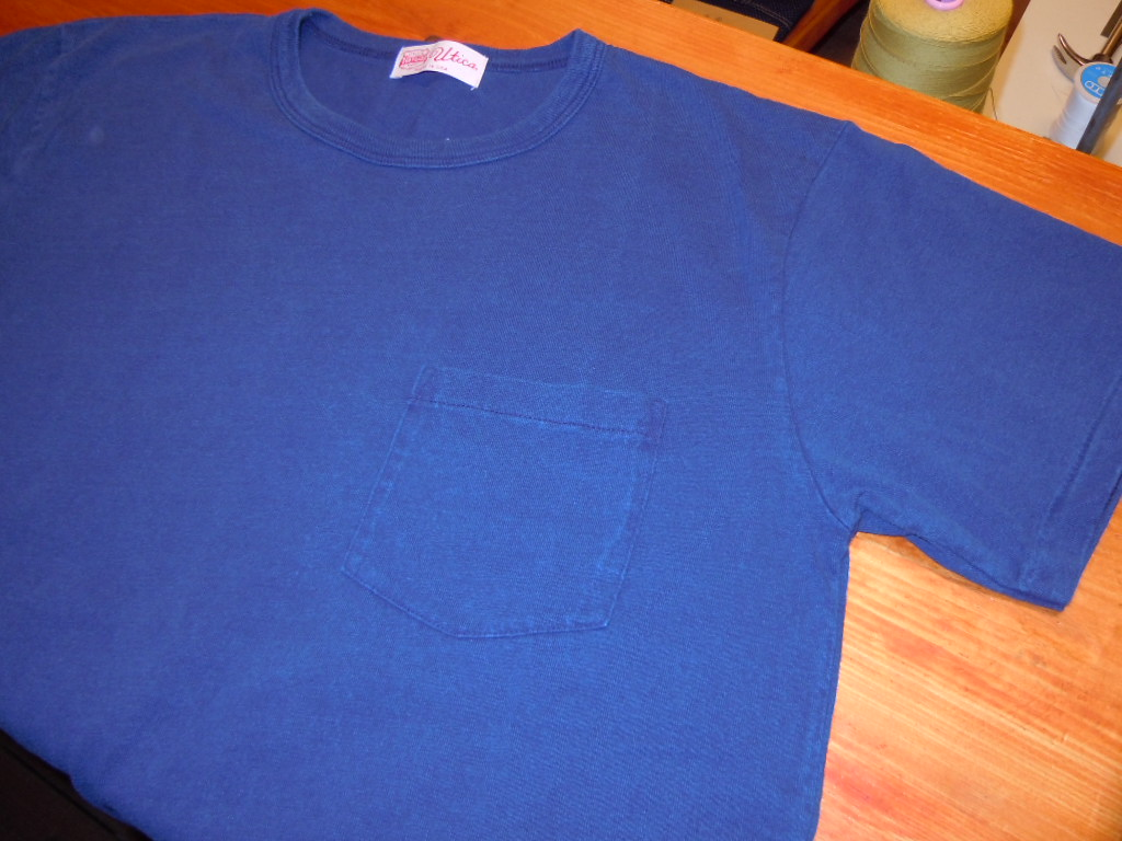 """BODY GARD """"クルーネックTシャツ & VネックTシャツ""""_b0278148_1316449.jpg"""