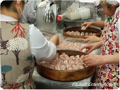 ◆ 桜咲く多摩川土手から桜まつりの「雑色商店街」へ (2014年4月)_d0316868_9295976.jpg