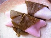 香しは をんな猫の仔 桜餅_c0328479_111542.jpg