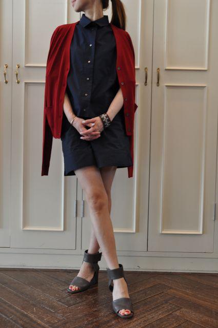 日々の洋服 ・・・ STUDIO NICHOLSON ._b0110586_19434887.jpg
