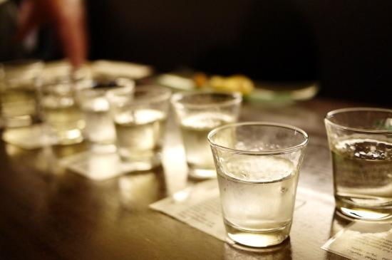 日本酒テイスティング女子会@Shuraku 酒楽_d0129786_6143148.jpg