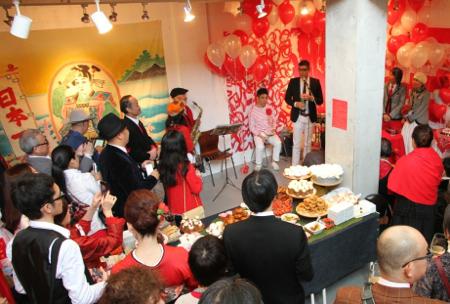 太郎さんようこさんのお祝いの茶宴へ_f0164187_10274438.jpg