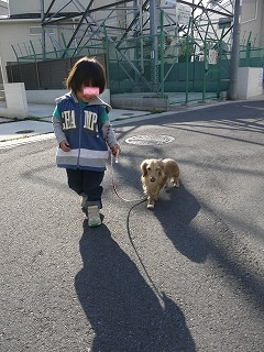 RIKURI幼稚園 - 土曜日編 -_a0284100_1757636.jpg