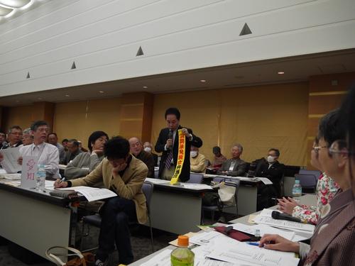「秘密法に反対する全国ネットワーク」第1回全国交流集会に26団体160人(名古屋)_c0241022_18452877.jpg