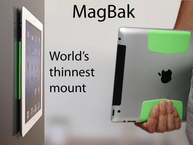 iPadを固定するMagnet Mount。_b0028732_23234523.jpg