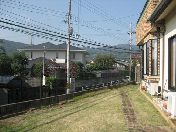長岡京市H様ガーデンリフォーム【まずは撤去!】_e0128446_18175368.jpg