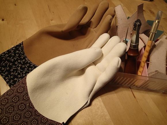 グローブギャラリー-3- 印伝 (glove gallery -3- Inden)_c0132048_15112034.jpg