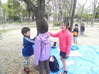 2014年桜満開の写生会_d0076558_16295940.jpg