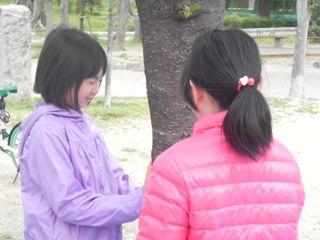 2014年桜満開の写生会_d0076558_16301761.jpg