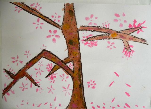 2014年桜満開の写生会_d0076558_16473123.jpg