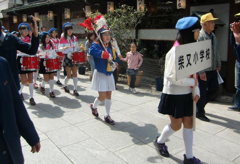 4月6日(日)柴又さくらまつり_d0278912_1273398.jpg