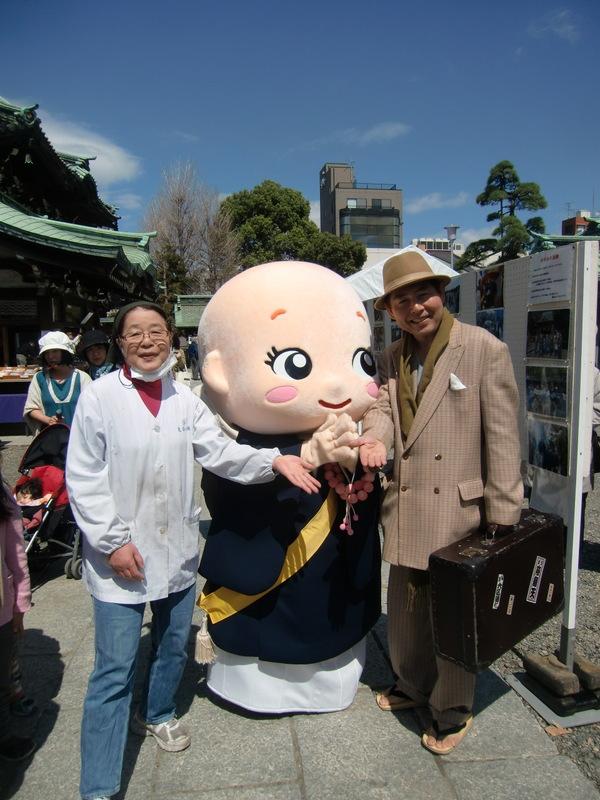 4月6日(日)柴又さくらまつり_d0278912_1303316.jpg
