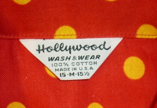 アメリカ仕入れ情報#4  60'S デッドストック! ドットシャツ!_c0144020_10263724.jpg