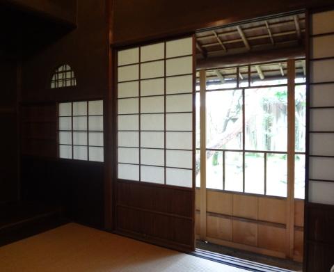 金沢 雨とお茶室│北陸建築旅_b0274159_15014593.jpg