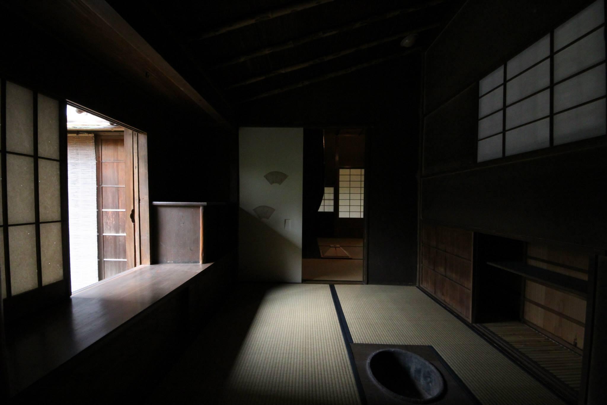 金沢 雨とお茶室│北陸建築旅_b0274159_15464073.jpg