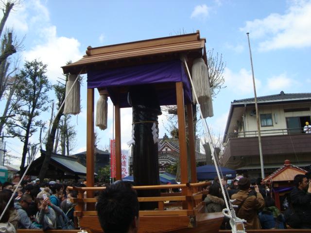 関東三大奇祭「かなまら祭り」へ行く。_f0232060_0343226.jpg