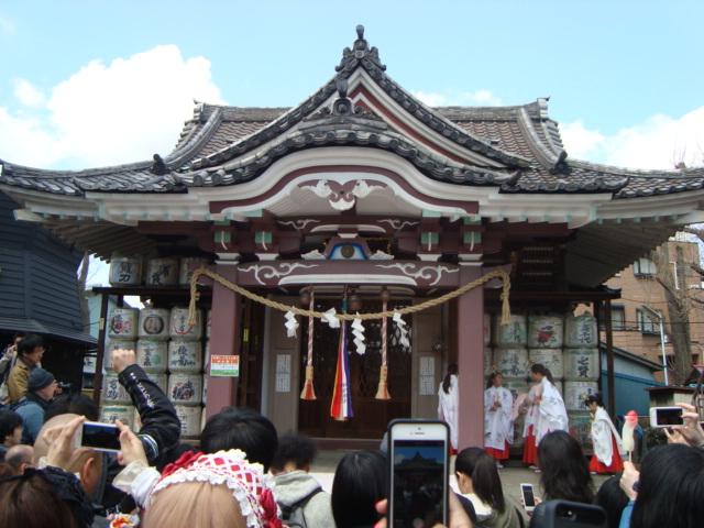 関東三大奇祭「かなまら祭り」へ行く。_f0232060_10541.jpg