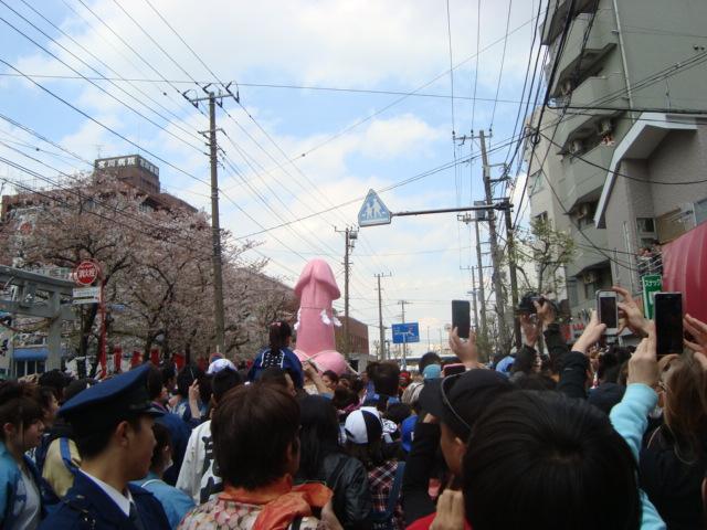 関東三大奇祭「かなまら祭り」へ行く。_f0232060_115376.jpg