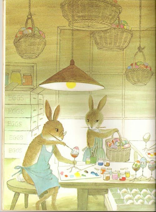 Happy Easter♪_a0289864_19415066.jpg