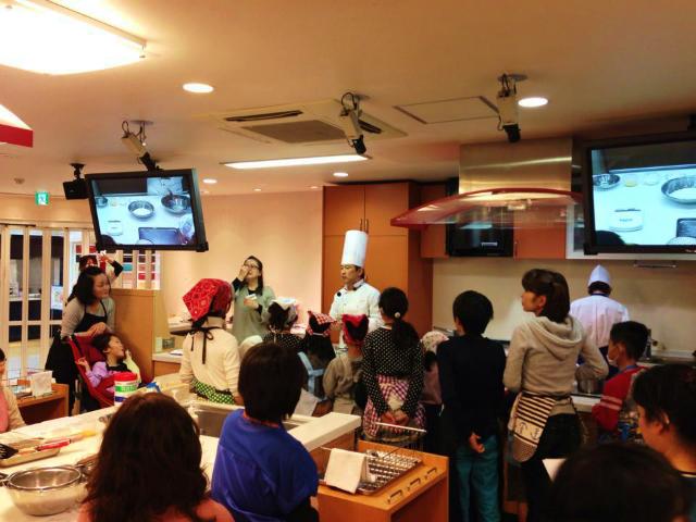 <手話通訳つき>エスコヤマ・小山シェフのお菓子教室、ご参加ありがとうございました!_a0277483_23201252.jpg