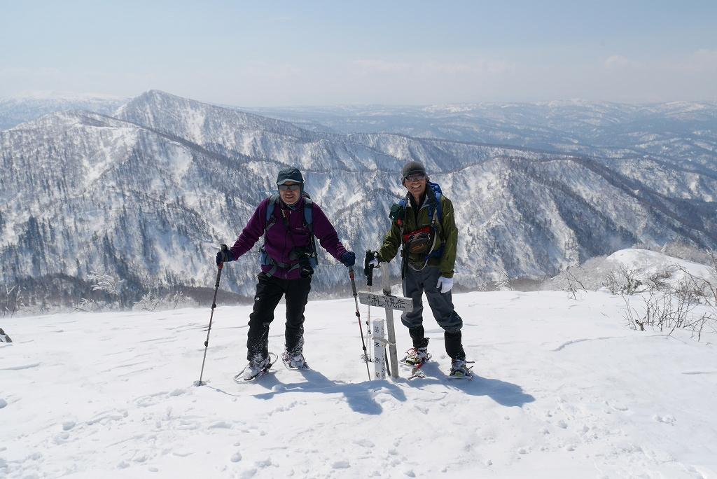 4月7日、札幌岳-速報版-_f0138096_2274377.jpg