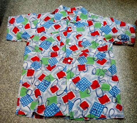 アメリカ仕入れ情報#7  50'S シア サッカーシャツ! _c0144020_10182536.jpg