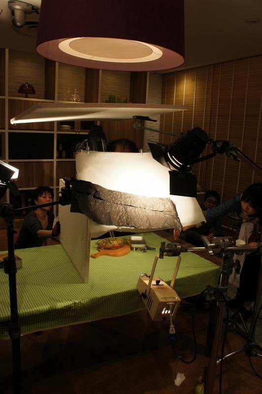 西部ガスショールーム ヒナタ福岡で たべごころ撮影_d0210450_12221353.jpg