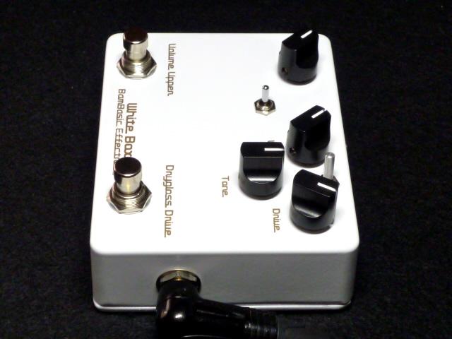 White Box : Drygloss Drive + Volume Upeer の2in1 #2014032401_f0186957_14315425.jpg