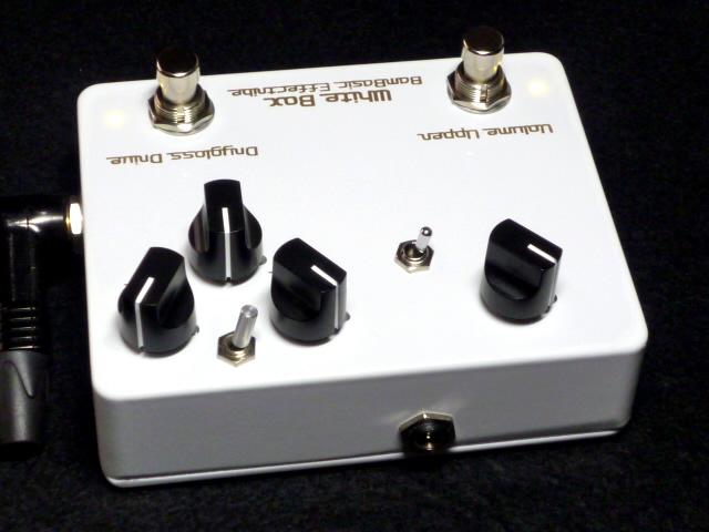 White Box : Drygloss Drive + Volume Upeer の2in1 #2014032401_f0186957_1432369.jpg
