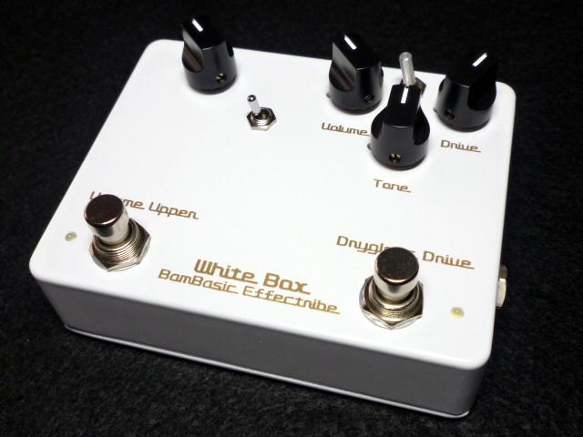 White Box : Drygloss Drive + Volume Upeer の2in1 #2014032401_f0186957_1432688.jpg