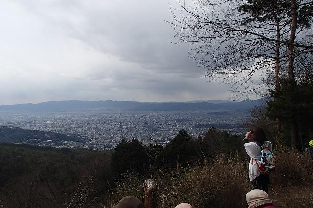 山科から大文字山と哲学の道_b0044663_22592043.jpg