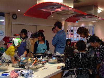 <手話通訳つき>エスコヤマ・小山シェフのお菓子教室、ご参加ありがとうございました!_a0277483_0114887.jpg