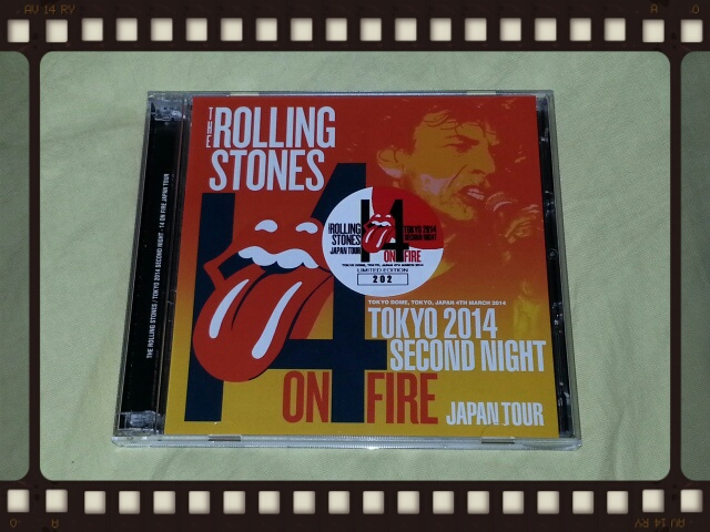 THE ROLLING STONES / TOKYO 2014 SECOND & THIRD NIGHT_b0042308_19381100.jpg