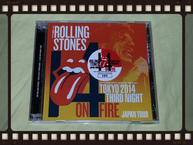 THE ROLLING STONES / TOKYO 2014 SECOND & THIRD NIGHT_b0042308_19424530.jpg