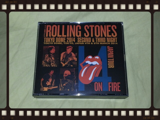 THE ROLLING STONES / TOKYO 2014 SECOND & THIRD NIGHT_b0042308_1948433.jpg