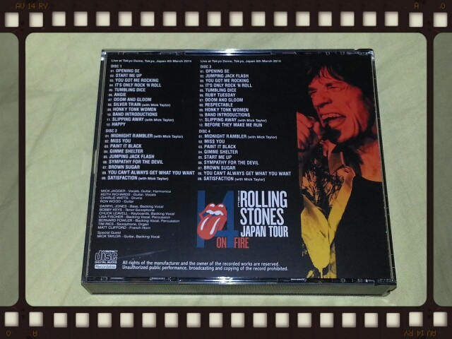 THE ROLLING STONES / TOKYO 2014 SECOND & THIRD NIGHT_b0042308_1949545.jpg