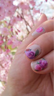 春ネイル_c0223630_21451315.jpg