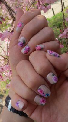 春ネイル_c0223630_21452120.jpg