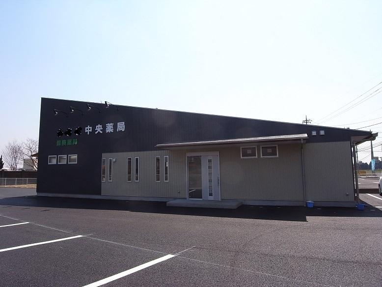 笠間の店舗 完成・お引渡し 2014/4/8_a0039934_1743310.jpg