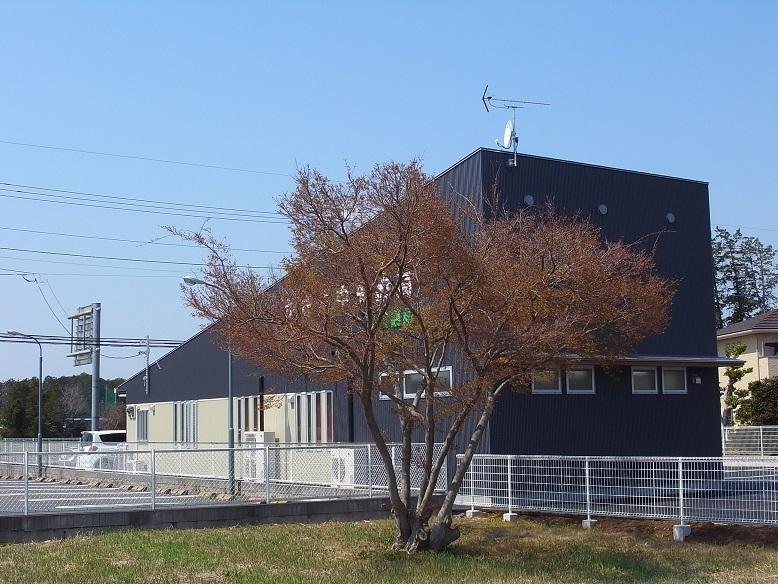 笠間の店舗 完成・お引渡し 2014/4/8_a0039934_1746626.jpg