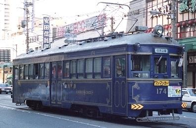 阪堺電気軌道 174、303_e0030537_23374856.jpg