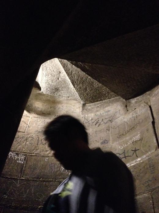 08/04/2014 クーポラに登るとき_a0136671_14195261.jpg