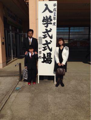 小学校入学(´▽`)_b0213187_123246.jpg