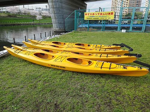 東京水路ナイトパドリング_c0137404_15265491.jpg