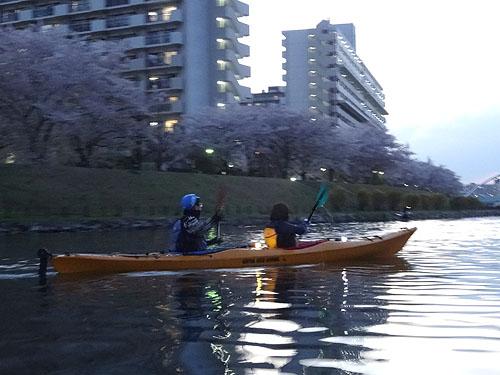 東京水路ナイトパドリング_c0137404_15272516.jpg