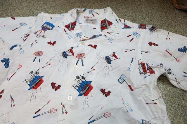 アメリカ仕入れ情報#17   60\'S PENNY\'S TOWN CRAFT BBQ shirts!!_c0144020_11151514.jpg